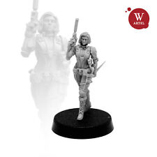Artel W Agentess 28mm Wargaming and Collectible Miniature
