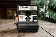 Polaroid 636 Auto Focus Instant Camera Vintage 1995 Near Mint Condition