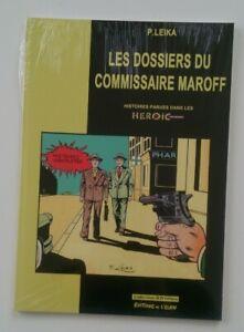 Leika P. : Les dossiers du comissaire Maroff