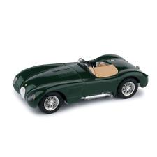 JAGUAR C TYPE STRADALE 1953 BRITISH RACING GREEN 1:43 Brumm Auto Stradali