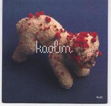 KAOLIN - rare CD album - France - Promo Album