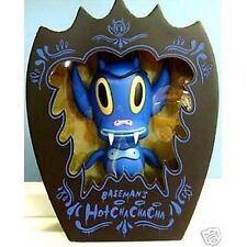 GARY BASEMAN HOT CHA CHA CHA BLUE LIMITED EDITION VINYL ART TOY FIGURE RARE!