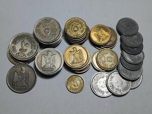 LOT 52 EGYPT COINS