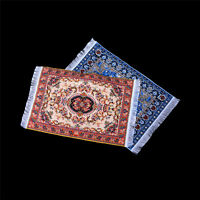 10*15cm Starry Night Flower Carpet 1/12 Dollhouse Miniature Toy Home Decor A_SE