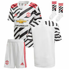 Adidas Manchester United Third Mini Kit 2020-21 - Kids