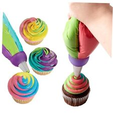 Icing Piping Decorating Nozzle Converter Adapter Fondant Cake Baking Tool G#