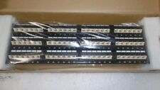 72 Port CAT5E Patch Panel 568 A&B  APC Part Number 21055-72  New