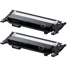 *2pk CLT-K406S CLTK406S Bk Toner Cartridge For Samsung K406S Xpress C410W C460FW