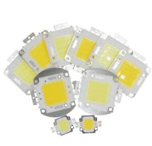 High Power LED Chip COB SMD Bulb DIY Lamp Light 10W 20W 30W 50W 70W 100W 12V 36V