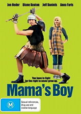 Mama's Boy - Comedy / Adventure - Jon Heder, Diane Keaton - NEW DVD
