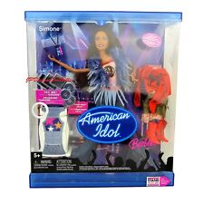 Barbie American Idol Simone Doll 2004 #H8929 Doll New in Box