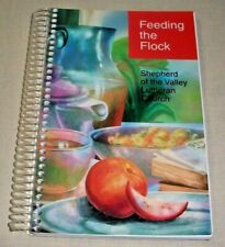Shepherd Of The Valley Lutheran Church Cookbook Wi St. Croix Falls Wisconsin