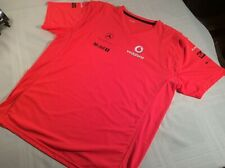 "FORMULA 1 - ""Ladies V-Neck"" McLAREN VODAFONE MERCEDES-BENZ T-Shirt (XXL)"