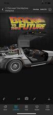 VeVe NFT Delorean 1:1 Ultra Rare Back To The Future Digital Collectible #03753