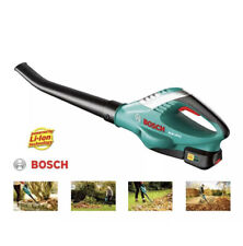 Bosch ALB 18 LI Cordless Leaf Blower with 18 V 2.5 Ah Lithium-Ion Battery