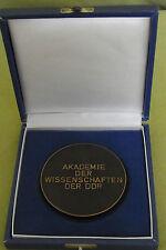 DDR Medaille - Akademie der Wissenschaften der DDR - Holzhau - 26. - 29.5.1987