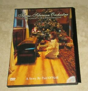 Trans-Siberian Orchestra Ghosts of Christmas Eve DVD