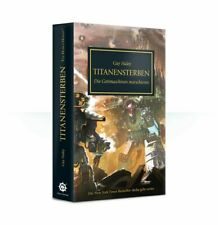 Horus Heresy Titanensterben (German) Black Library Games Workshop Roman