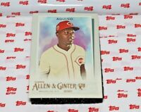 2020 Topps Allen and Ginter Base #97 Aristides Aquino RC - Cincinnati Reds