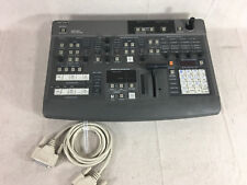 Sony DFS-300 DME Switcher Untested - E1