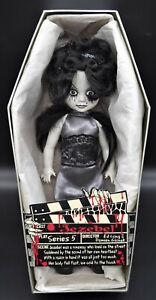 Living Dead Dolls - JEZEBEL - black & white variant - Series 5 - Mezco - MIB