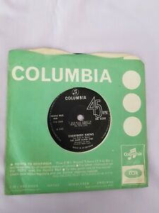 """Dave Clark Five...Everybody knows. 7"""" Single."""