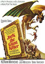 Jack the Giant Killer (DVD, 2016)