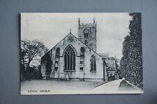R&L Postcard: Sandal Church Wakefield, 1904