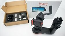Freefly Movi Cinema Robot W/ Counterweights & Hood Mount for Microphone.
