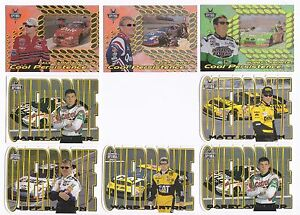 2000 Optima COOL PERSISTENCE #CP1 Dale Earnhardt Jr. BV$15! ONE CARD ONLY!