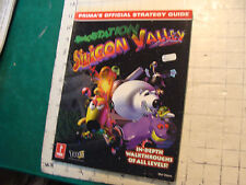 vintage video game item: NINTENDO 64, spacestation Silicon Valley 1998, 123pgs