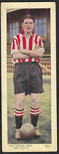 Topical Times - Panel Portraits (Coloured) 1936 - Dodds - Sheffield United