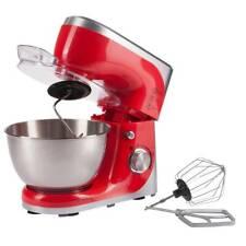Ultratec Küchenmaschine, Rühr- und Knetmaschine, Edelstahl, 4,5 Liter, 800 Watt