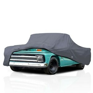 PSD]Supreme Truck Cover for Chevrolet C10 Pickup 1960-1972 Standard Cab Long Bed