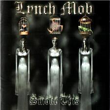 Lynch Mob(CD Album)Smoke This-Dreamcatcher-CRIDE24-UK-New