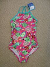 """Zoggs Pink Multi Style 30"""" Chest Cuban Sunset Swimming Costume NEW (ref L)"""
