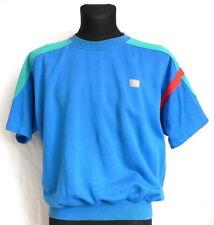 old school PUMA sweatshirt, short sleeve, rarity !!!, 80s, size 6