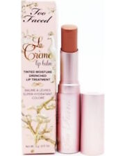 Too Faced La Creme Lip Balm Tinted Moisture Treatment - Hunny Bunny *Brand New*