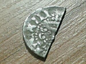 HENRY III HALFPENNY Bury St Edmunds Mint