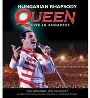 Queen - Hungarian Rhapsody: Queen Live in Budapest [New Blu-ray]