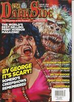 The Dark Side Magazine #204 UK Horror Monster EC Comics Circus Of Horrors