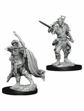Dungeons & Dragons Nolzur's Marvelous Miniatures Elf Male Rogue Wave 7 WZK73539