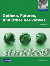 NEW 3 Days to AUS Options, Futures and Other Derivatives 8E John C. Hull 8th Ed