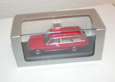 Mercedes-Benz W 123 T-Modèle 200 T rouge/red-Minichamps 1:43!