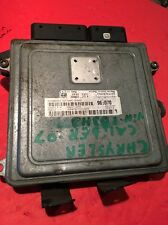 2007 07 DODGE CALIBER ENGINE CONTROL MODULE P68027189AB ECM ECU OEM