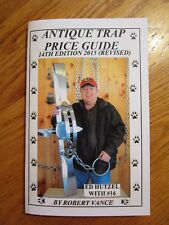 2015 Antique Trap Price Guide/ Newhouse Traps / by Robert Vance