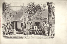 PC H. VAN INGEN SOERABAJA, INDONESIA,VINTAGE POSTCARD (b5627)