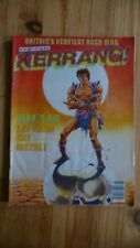 More details for kerrang no 118 rare heavy metal,rock mag 1986.dio, hear n aid, keel, ted nugent