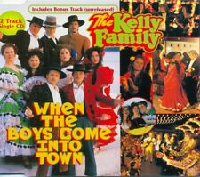 THE KELLY FAMILY - When the boys come into town 2TR CDS 1997 / FOLK ROCK