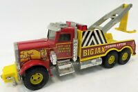 RARE 1985 ERTL Peterbuilt Vintage BIG JAX POWER LIFTER Diecast Metal Tow Truck